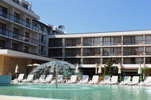 Holidays at Mercury Hotel in Sunny Beach, Bulgaria