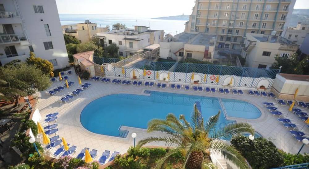 Holidays at Club Salina Wharf in Qawra, Malta