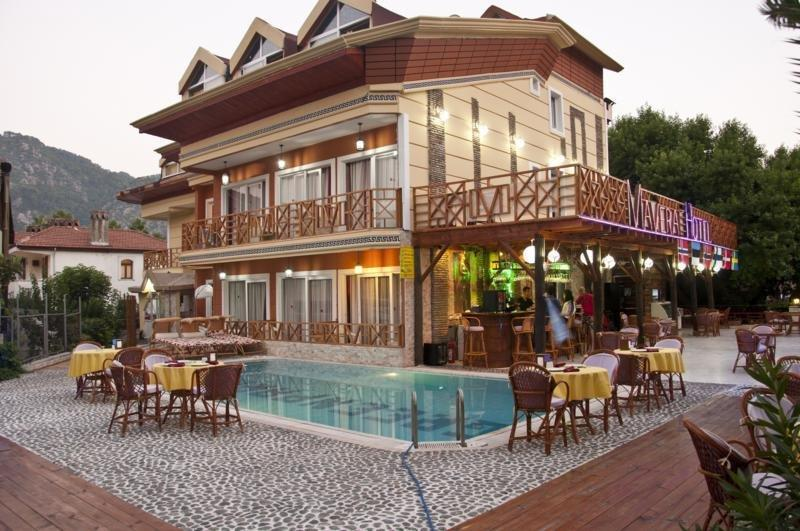 Holidays at Mavera Boutique Hotel in Icmeler, Dalaman Region