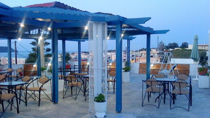 Holidays at Seagull Hotel in Agia Marina, Crete