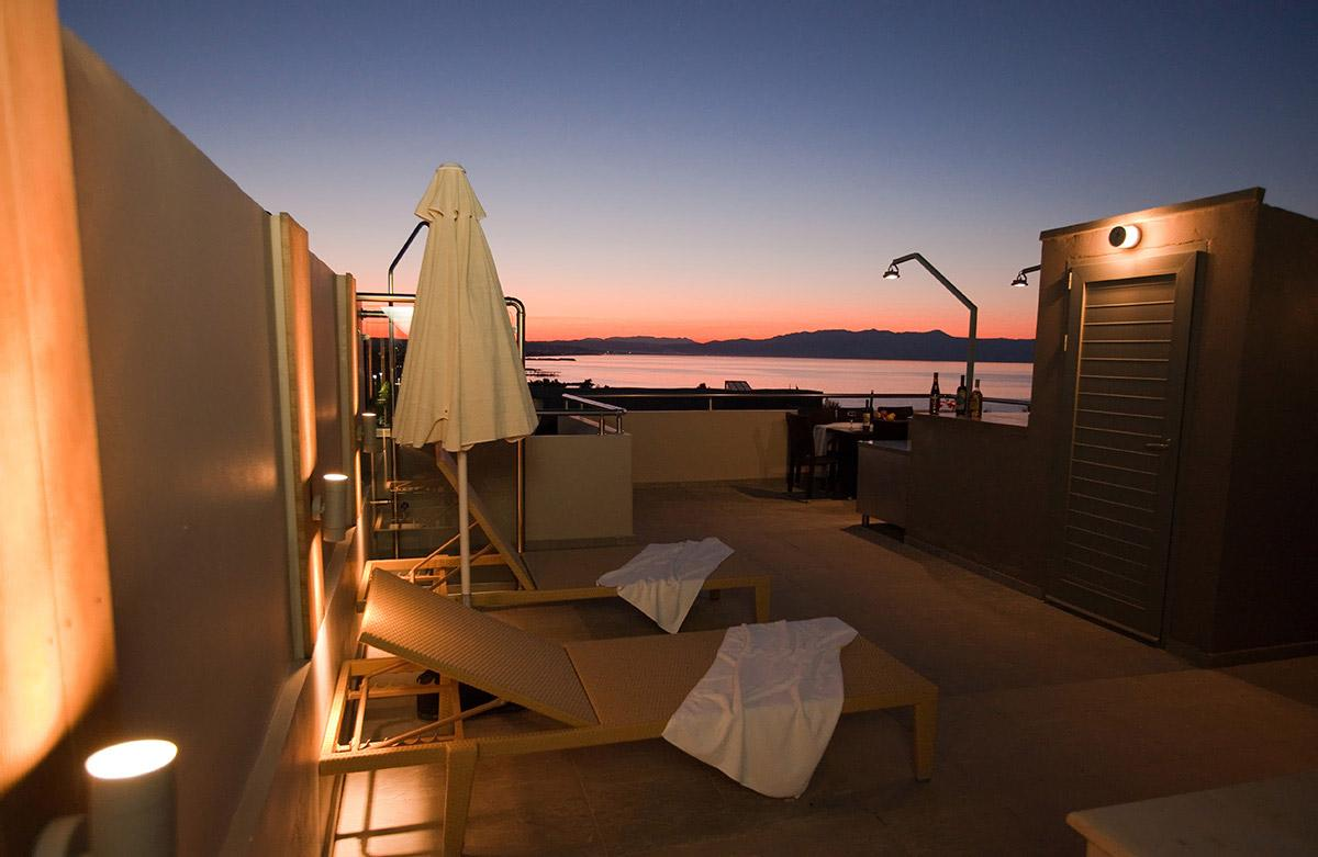 Holidays at Sandy Villas in Agia Marina, Crete