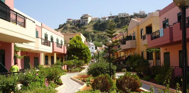 Holidays at Villa Platanias Hotel in Platanias Chania, Chania