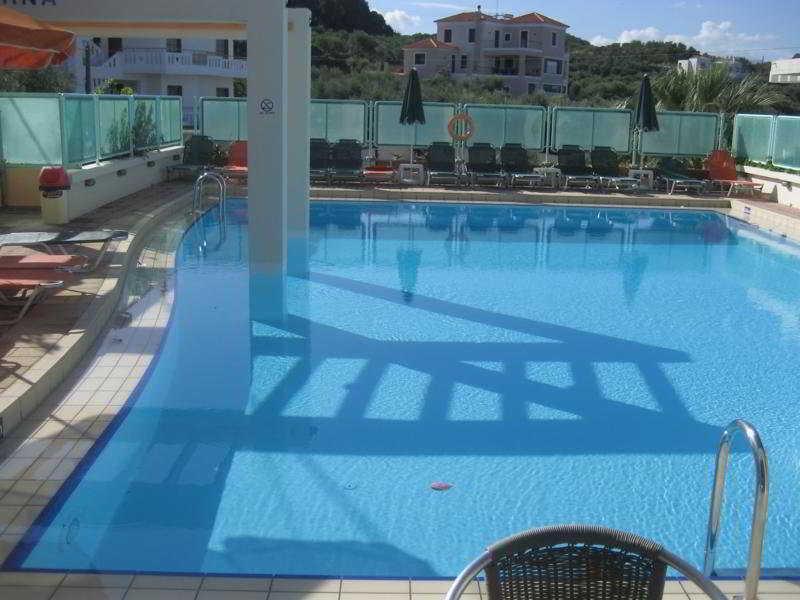 Holidays at Mythos Apartments in Platanias, Chania