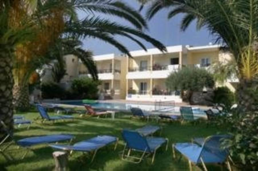 Holidays at Marakis Hotel in Platanias, Chania