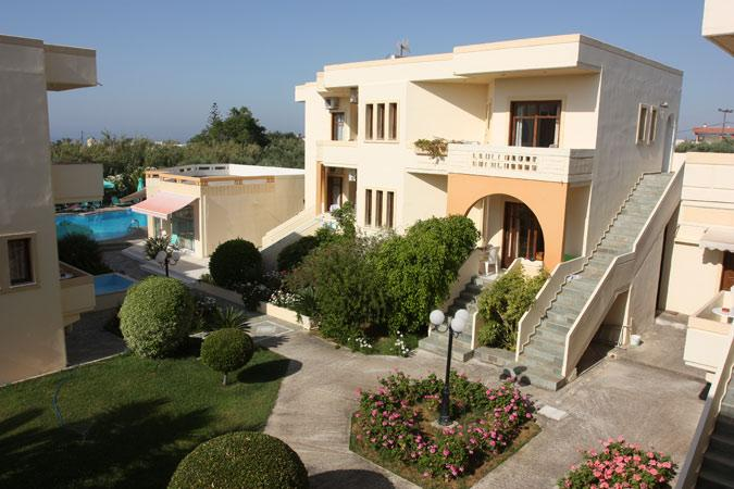 Holidays at Olga Suites in Maleme, Crete