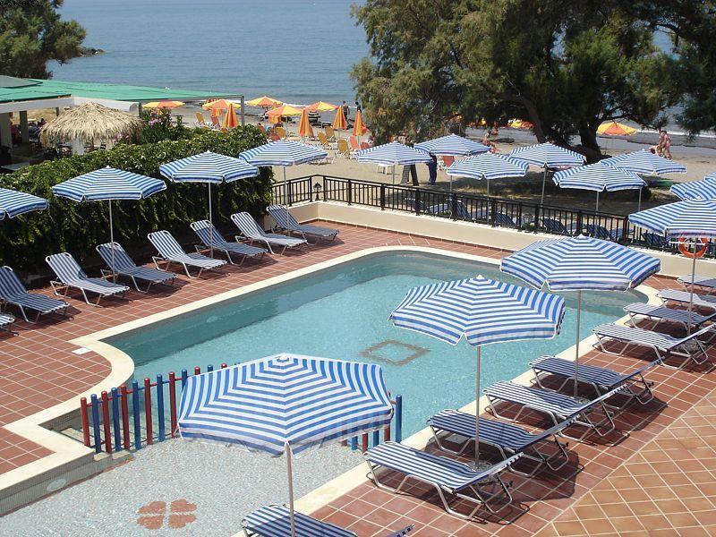 Holidays at Margarita Beach Apartments in Agia Marina, Crete