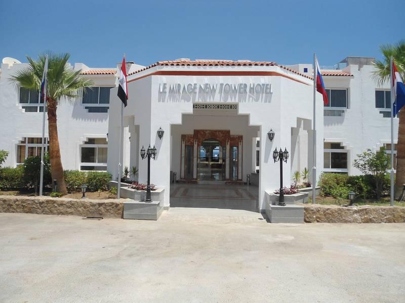 Holidays at Le Mirage New Tower Hotel in Om El Seid Hill, Sharm el Sheikh