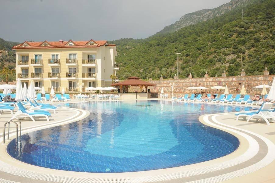 Holidays at Marcan Resort Hotel in Olu Deniz, Dalaman Region