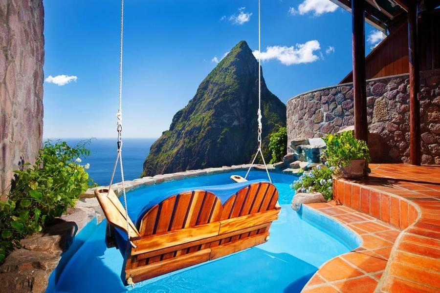 Holidays at Ladera Resort Hotel in Soufriere, St Lucia