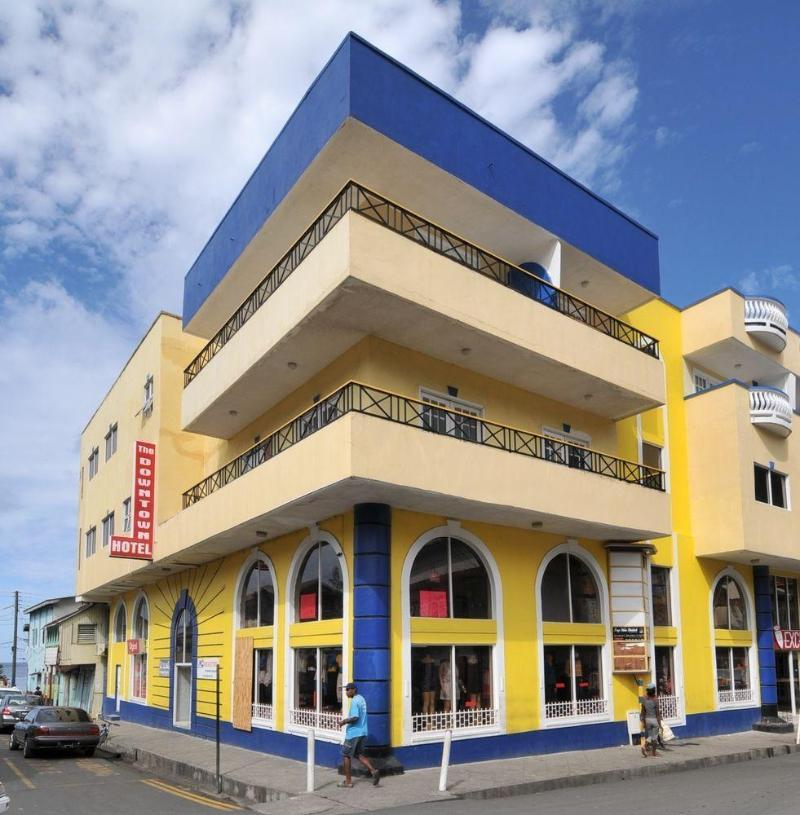 Holidays at Downtown Hotel in Soufriere, St Lucia