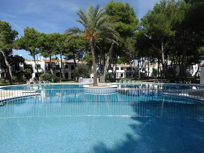 Holidays at Las Brisas Playa Park Apartments in Cala'n Bosch, Menorca