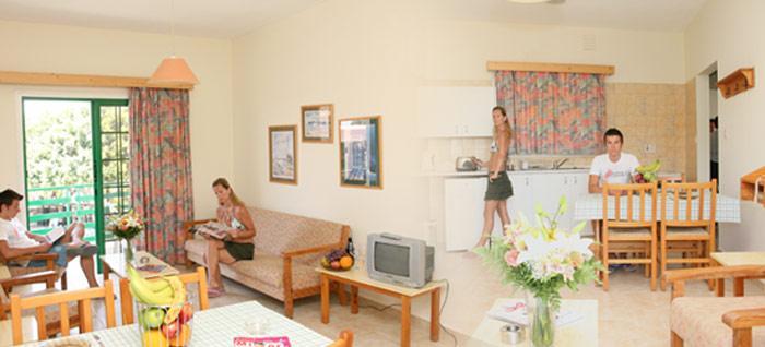Holidays at Eligonia Apartments in Ayia Napa, Cyprus