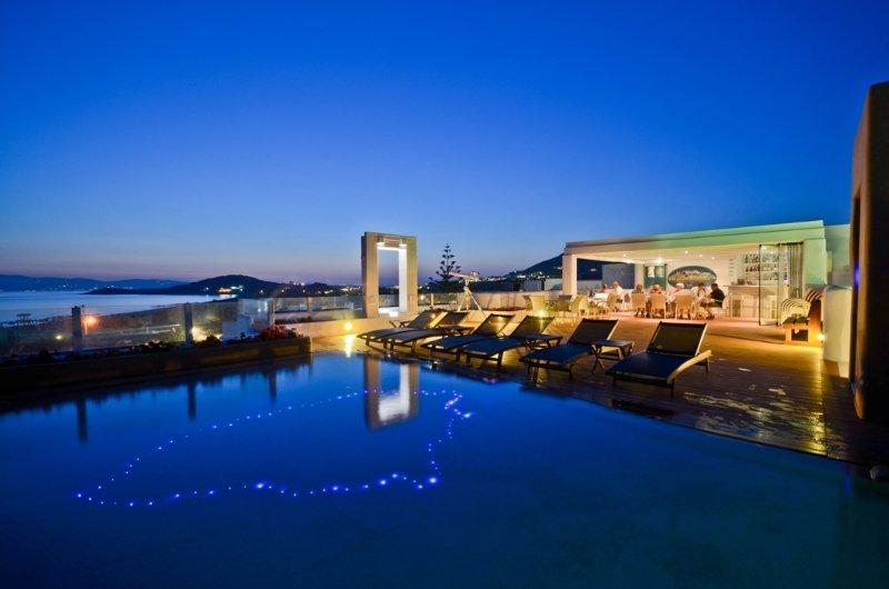 Holidays at Naxos Island Hotel in Agios Prokopios, Naxos Island