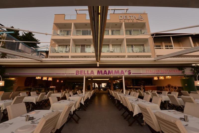 Holidays at Delta Hotel in Calis Beach, Dalaman Region