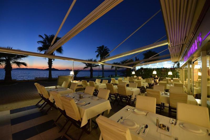 Delta Hotel Calis Beach Turkey