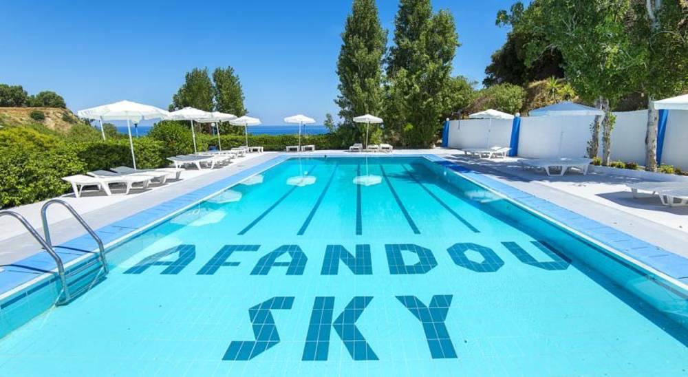Holidays at Afandou Sky Hotel in Afandou, Rhodes