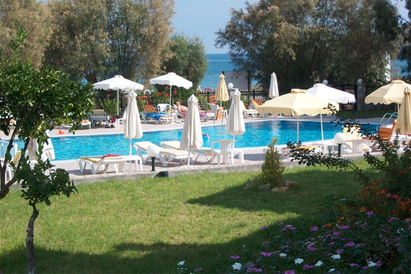 Holidays at Yota Beach Hotel in Lindos, Rhodes