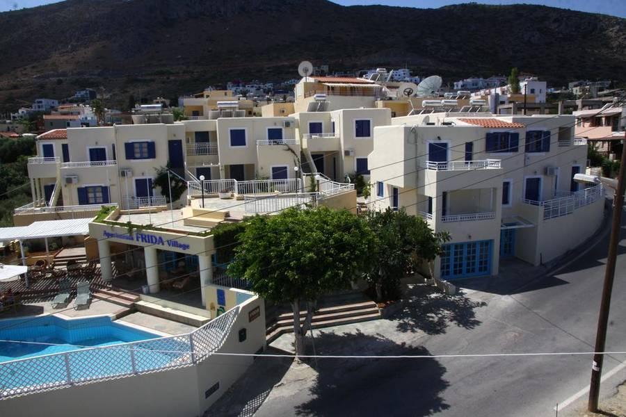 Holidays at Frida Village Apartments in Piskopiano, Hersonissos