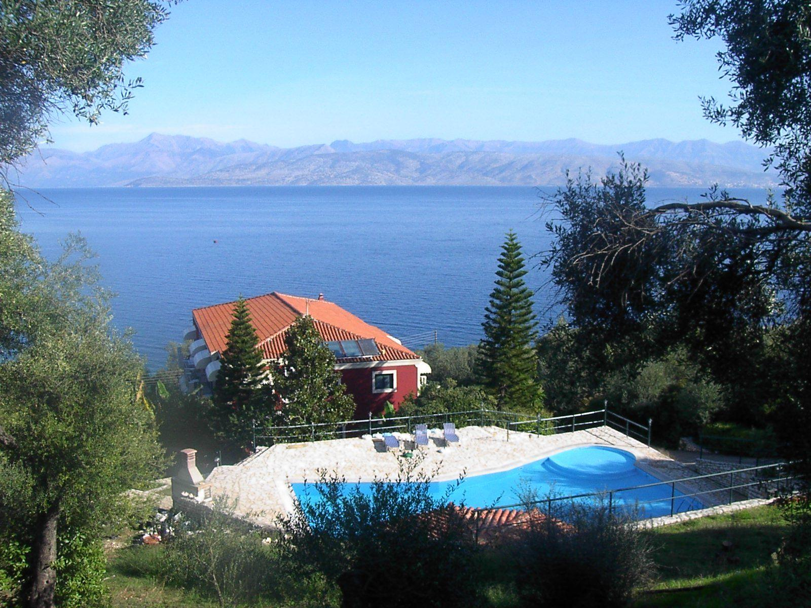 Holidays at Apraos Bay Hotel in Apraos Bay, Kassiopi