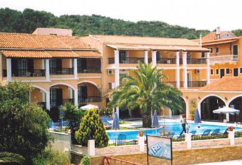 Holidays at Perros Hotel in Agios Stefanos North West, Corfu