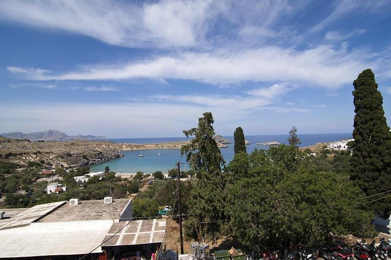 Holidays at Popi Studios in Lindos, Rhodes