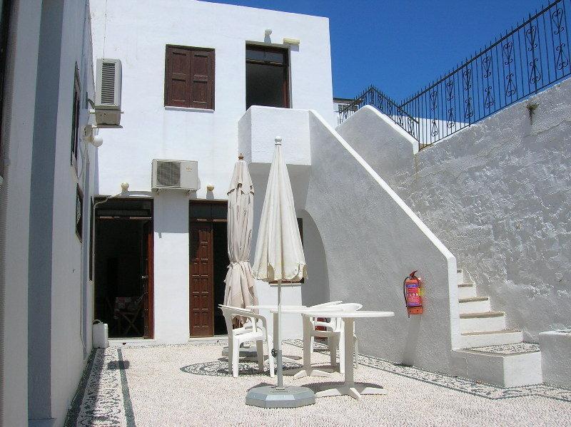 Holidays at Sarris Studios in Lindos, Rhodes