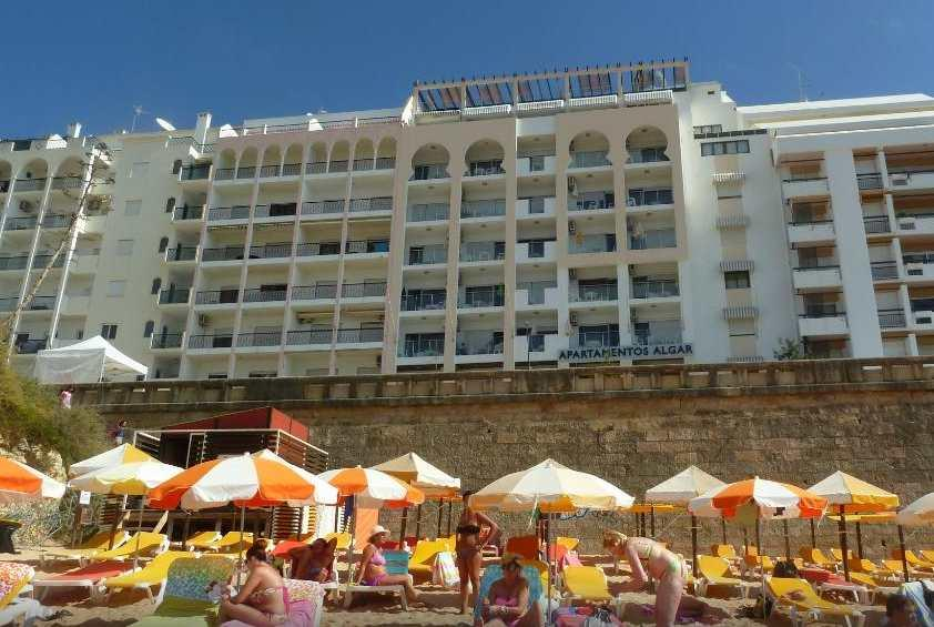 Holidays at Algar Apartments and Hotel in Armacao de Pera, Algarve