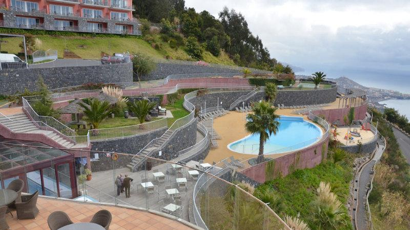 Holidays at Cabo Girao Aparthotel in Camera De Lobos, Funchal