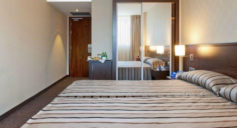 Holidays at HCC Lugano Hotel in Parallel, Barcelona