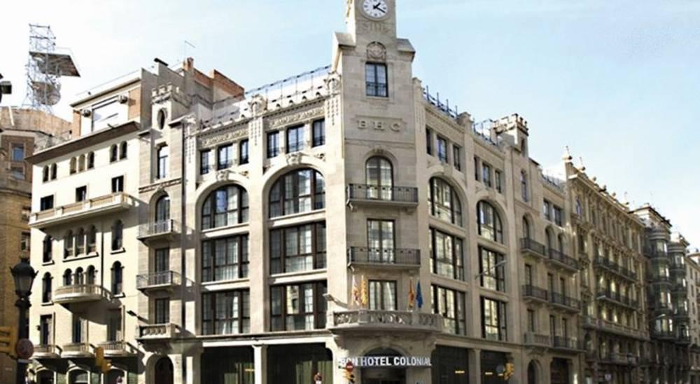 Holidays at Colonial Barcelona Hotel in Gothic Quarter, Barcelona