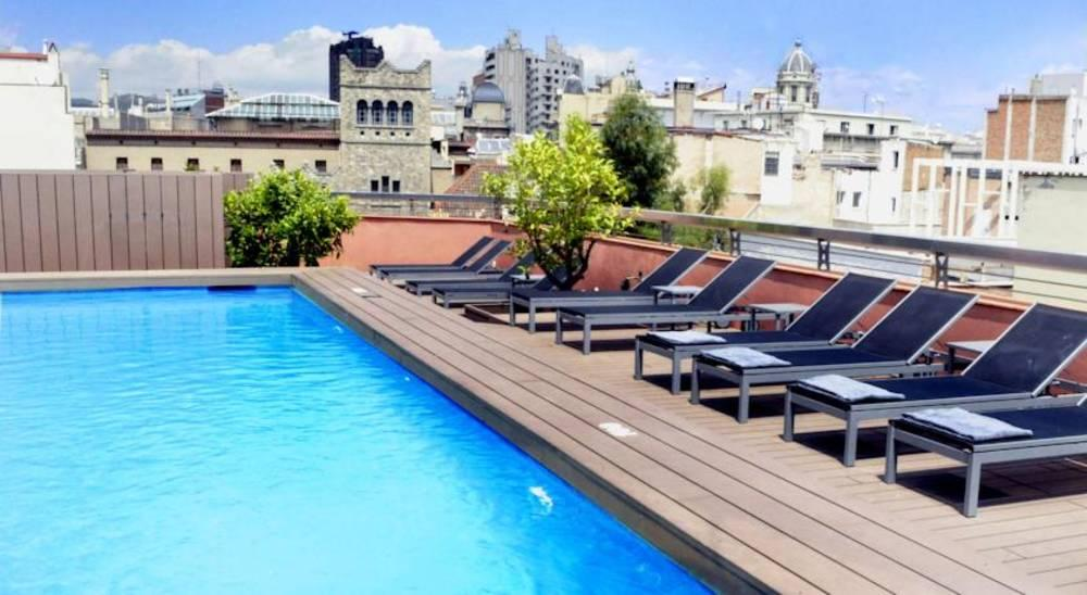 Holidays at Catalonia Catedral Hotel in Gothic Quarter, Barcelona