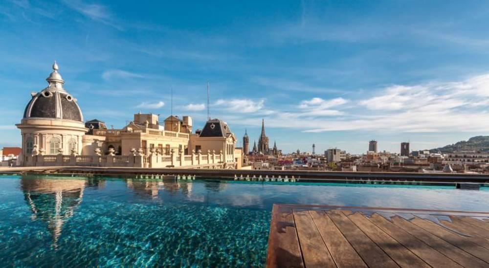 Holidays at Ohla Hotel in Gothic Quarter, Barcelona
