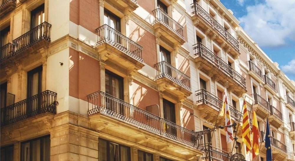 Holidays at Rialto Hotel in Gothic Quarter, Barcelona