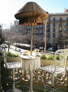 Holidays at Continental Palacete Hotel in Paseo de Gracia, Barcelona