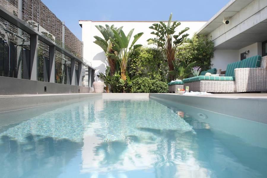 Holidays at Ofelias Hotel in Sants Montjuic, Barcelona