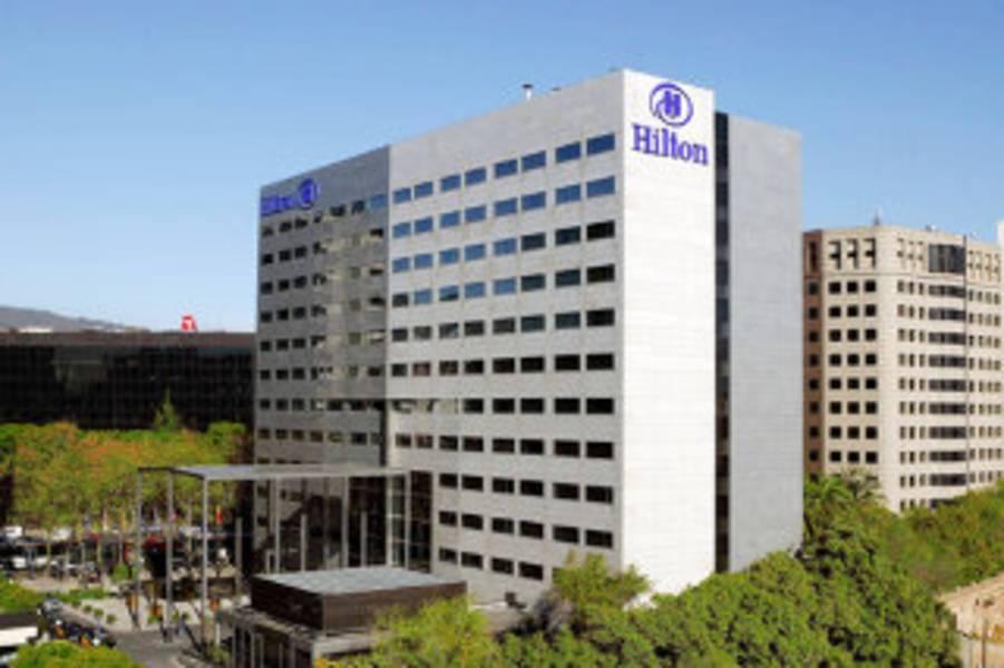 Holidays at Hilton Barcelona Hotel in Greater Barcelona, Barcelona
