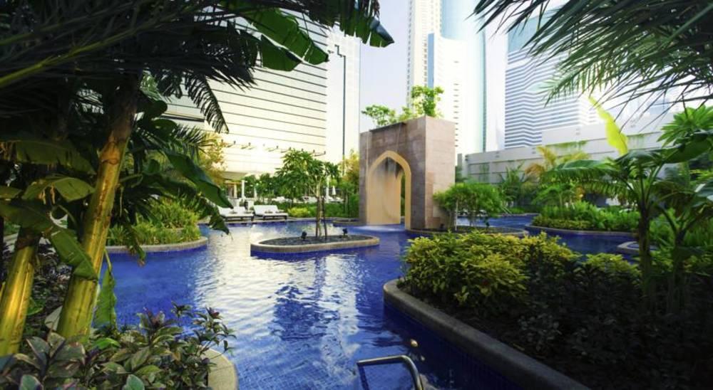 Holidays at Conrad Dubai Hotel in Sheikh Zayed Road, Dubai