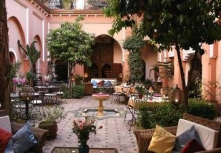 Holidays at Riad Amina in Marrakech, Morocco