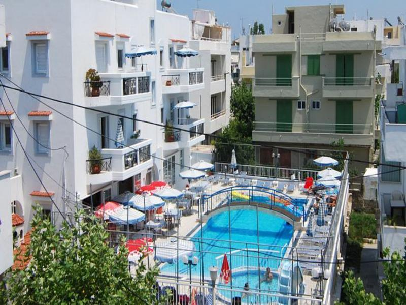 Holidays at Sevi Sun I Apartments in Kos Town, Kos