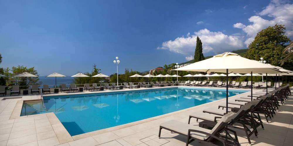 Holidays at Remisens Premium & Romantic Villa Ambasador Hotel in Opatija, Croatia