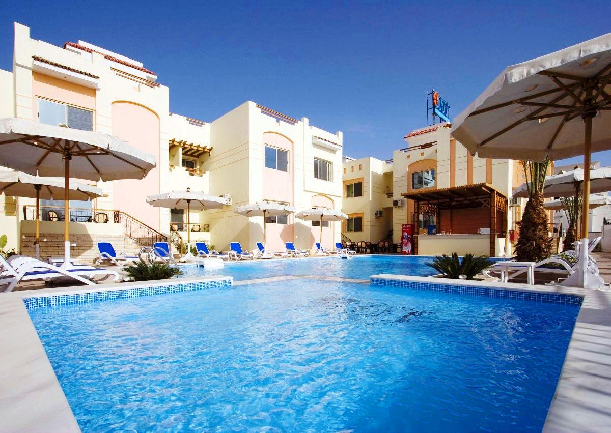 Holidays at 4 S Hotel in Dahab, Egypt