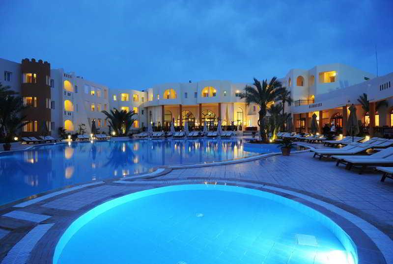 Holidays at Green Palm Djerba Hotel in Djerba, Tunisia