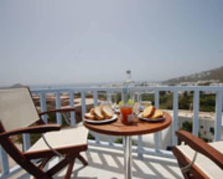 Holidays at Villa Nireas Apartments in Plati Gialos, Mykonos