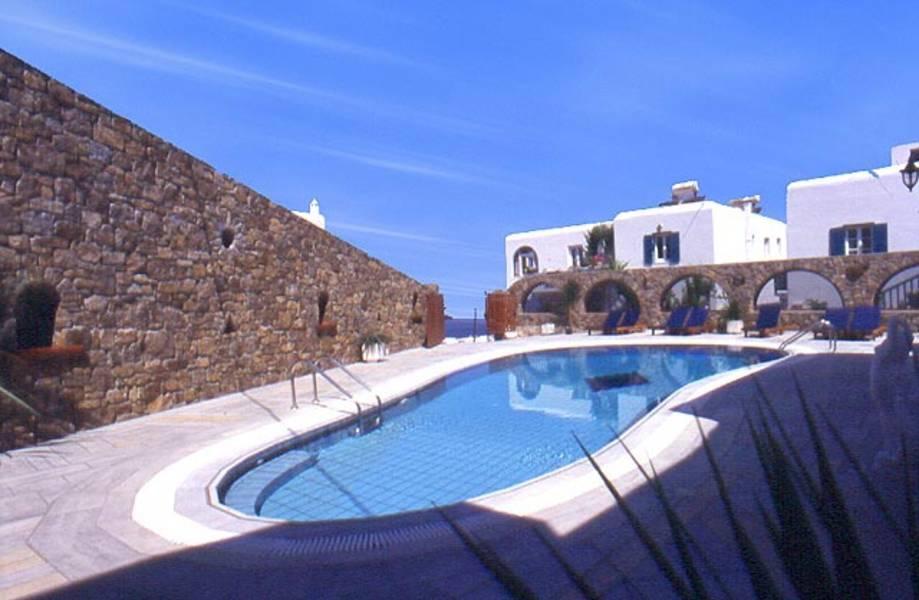 Holidays at Zannis Hotel in Mykonos Town, Mykonos