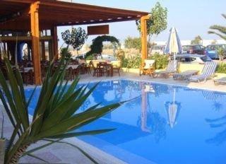 Holidays at Dimitris Studios in Kamari, Santorini