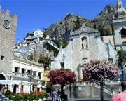 Holidays at Vello D'Oro Hotel in Taormina, Sicily