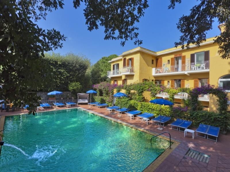 Hotel Cleopatra Ischia Italy