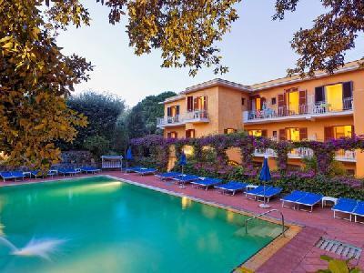 Holidays at Cleopatra Hotel in Ischia, Neapolitan Riviera