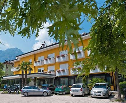 Holidays at Campagnola Hotel in Riva del Garda, Lake Garda