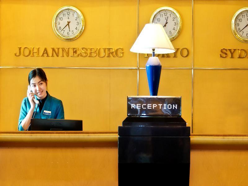 Holidays at Baiyoke Sky Hotel in Bangkok, Thailand